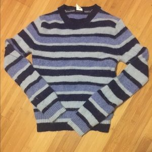 blues sweater